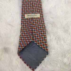 Men's Christian Dior tie